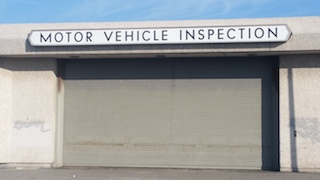 Art 309 - Vehicle Inspection Area At Metropolitan Courthouse
