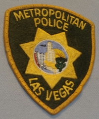 Art 321 - Las Vegas PD Patch