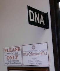 OC DNA Collection Office