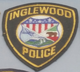 Inglewood PD Patch