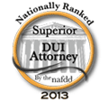 NAFDD Superior DUI Attorney