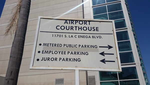 Airport Superior Courthouse