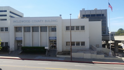 Inglewood Juvenile Superior Courthouse