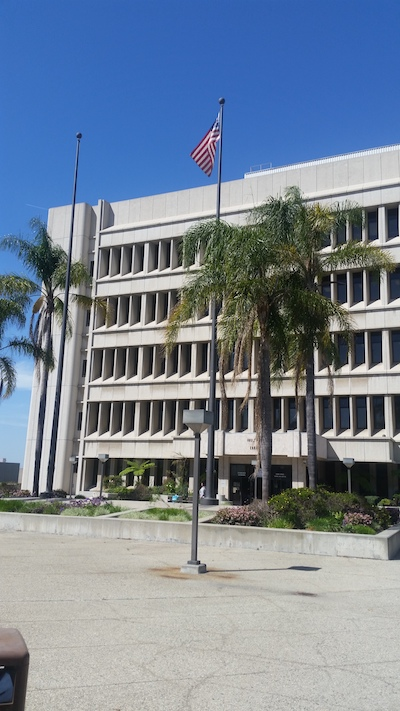 Inglewood Superior Courthouse