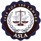 2018 Top 100 lawyer