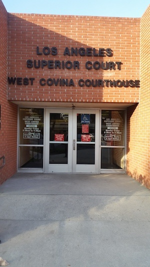 West Covina Superior Courthouse